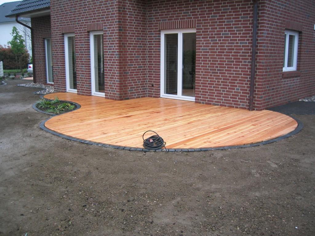 Garten Holz mit gut stil für ihr haus ideen